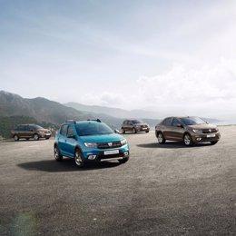 Nuevos modelos Dacia