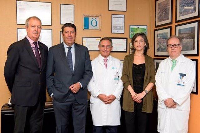 La fundación IDIS galardona al Hospital Universitario de Getafe