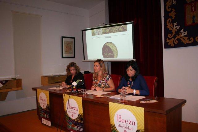 Presentación de la gala 'Baeza or la Diversidad'