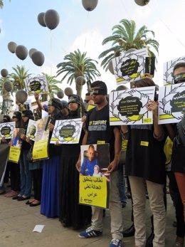 Campaña contra la tortura en Marruecos.