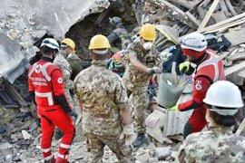Italia advierte de fraudes en recogidas de fondos para las víctimas del terremoto