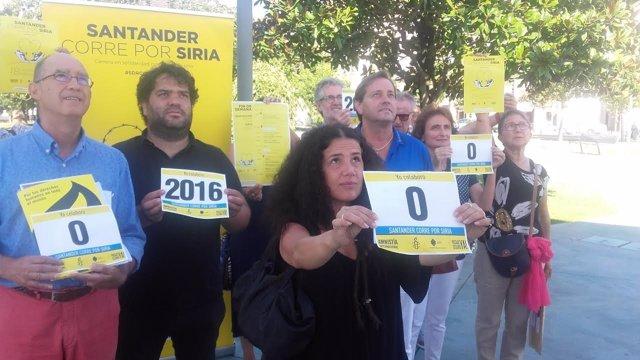 Carrera 'Santander corre por Siria'