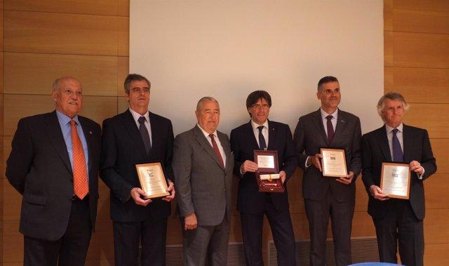 Premios a la Internacionalización de la Cámara de Comercio de Tarragona