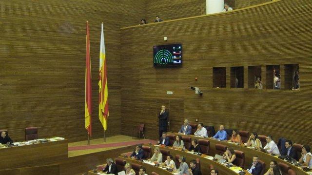 Las Corts piden por unanimidad a Barberá que renuncie al Senado