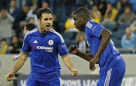 """Conte: """"Cesc sigue en los planes del Chelsea"""""""