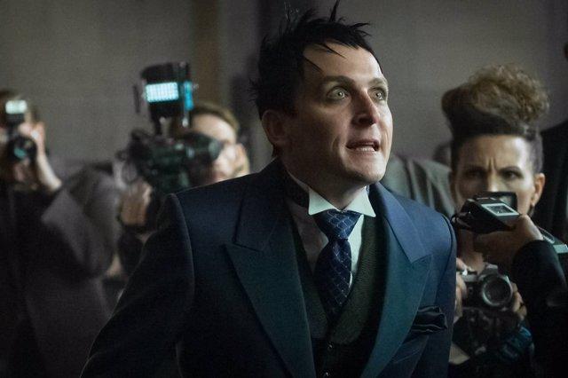Pingüino en la 3ª temporada de Gotham