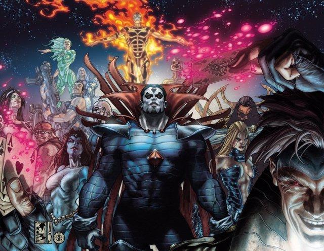 Mr. Siniestro en X-Men