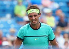 Nadal, baja en la Copa Davis por una gastroenteritis