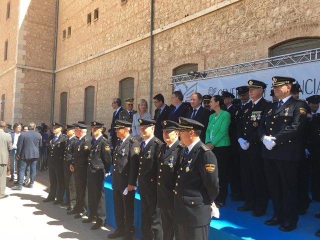 Día de la Policía Autonómica