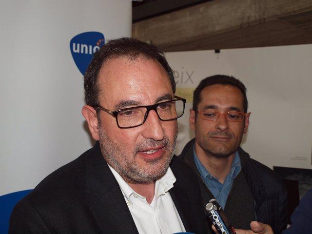 Ramon Espadaler, Unió