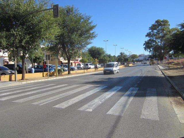 Zona de Villarosa.