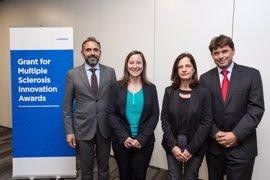 Merck premia a una investigadora española por un trabajo sobre los mecanismos de la esclerosis múltiple