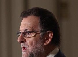 """Rajoy vuelve a denunciar el """"empeño"""" del PSOE en que haya terceras elecciones"""