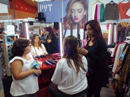 'Expo-La Muela' abre sus puertas con 60 expositores