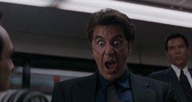 Al Pacino: Mi personaje en Heat consumía mucha cocaína