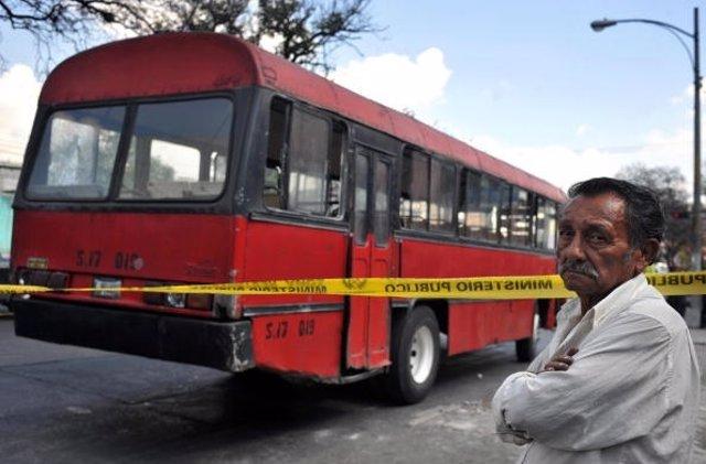 Autobuses Guatemala