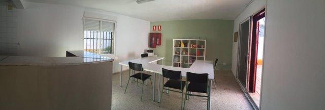 Nueva aula en el IES Inmaculada Vieira.