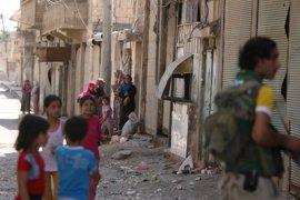 Aviones de combate bombardean Alepo por primera vez desde el alto el fuego