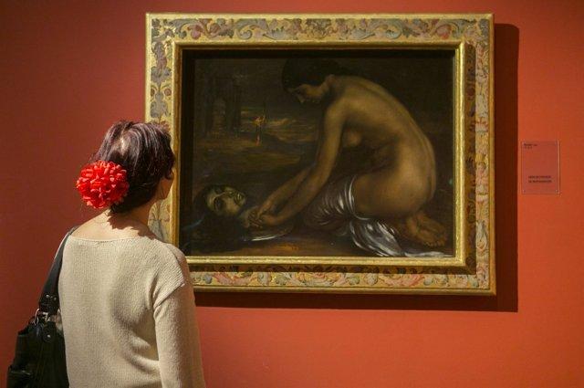 El cuadro 'Salomé' de Julio Romero de Torres