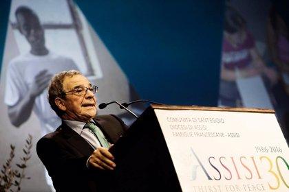 """Alierta afirma en Asís que """"la educación es el instrumento más poderoso para reducir la desigualdad mundial"""""""