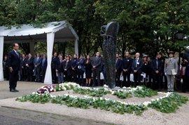 """Hollande promete más esfuerzos frente a la nueva """"dimensión"""" del terrorismo"""