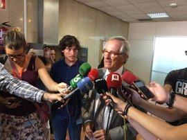 """Trias cree que los partidos no piden explicaciones a Jorge Fernández """"porque tienen miedo"""""""