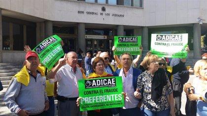 Vista para sentencia la macrodemanda contra Caja Madrid por la venta de las preferentes