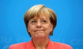 """Merkel asume su """"parte de responsabilidad"""" por la derrota de la CDU en Berlín"""