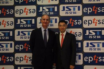 El grupo chino JSTI compra la ingeniería española Eptisa por 46 millones de euros