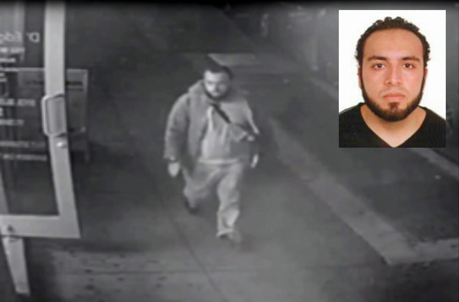 Ahmad Khan Rahami, identificado como sospechoso de la explosión de Nueva York