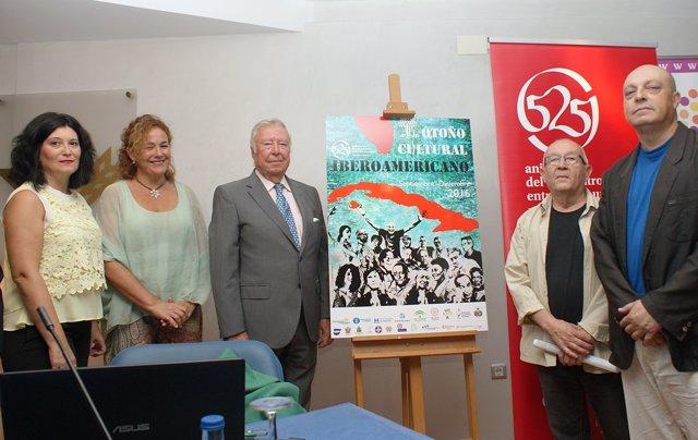 Presentación del Otoño Cultural Iberoamericano 2016