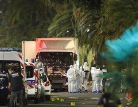 Detenidas ocho personas por su relación con el autor del atentado con camión de Niza