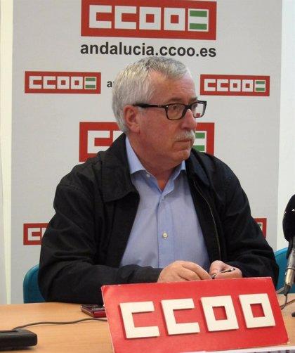 CC.OO. pide a los políticos que no busquen unas terceras elecciones para obtener réditos electorales