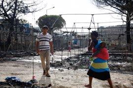 ACNUR y Amnistía denuncian la falta de seguridad de centros de refugiados en islas griegas
