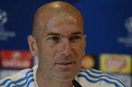 """Zidane: """"¿Récord? No hemos ganado nada, esto es muy largo"""""""