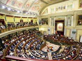 Los grupos del Congreso deciden mañana si fijan un Pleno de control la próxima semana