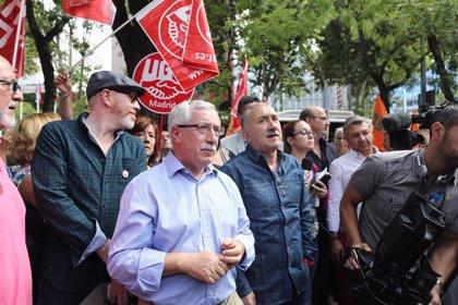 Los sindicatos se movilizan contra el TTIP y piden a Juncker su paralización