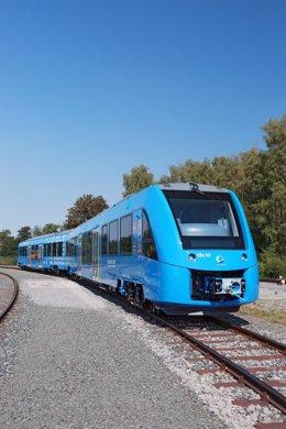 Tren de pila de combustible de Alstom