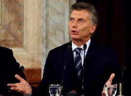 """Macri: """"Argentina ampliará la cuota de refugiados provenientes de Siria"""""""
