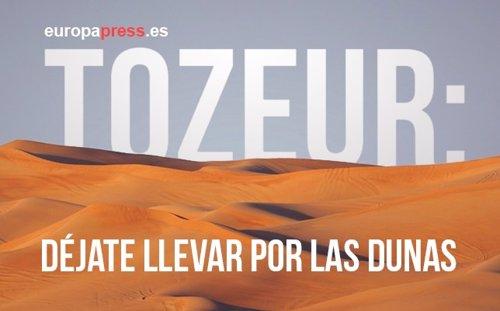 Tozeur: Déjate llevar por las dunas