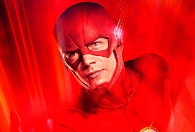 Póster oficial The Flash 3ª temporada