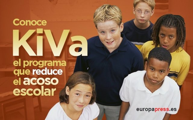 KiVa, el programa que reduce el acoso escolar