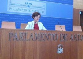 """Gómez (Podemos) ve otros """"asuntos prioritarios"""" para el Rey que Gibraltar"""