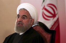 Rohani rechaza la propuesta de Kerry de que Rusia y Siria cesen sus operaciones aéreas