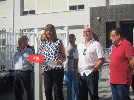 """Mendia afirma que, pese a los sondeos, el PSE """"está al alza"""" en Euskadi y puede """"obtener """"un magnífico resultado"""""""