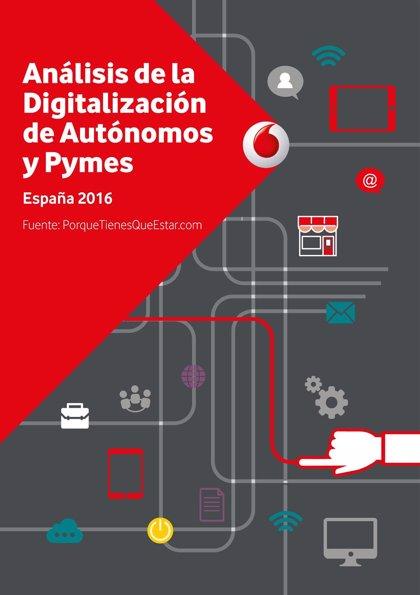 El smartphone supera al ordenador como la herramienta digital más usada por pymes y autónomos