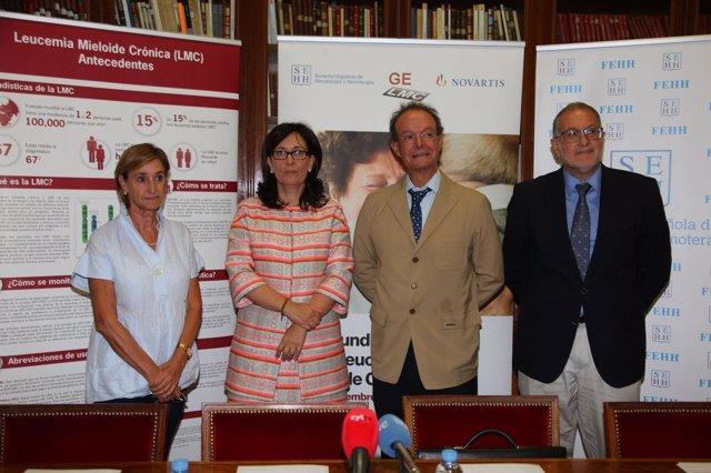 Día mundial de la leucemia mieloide crónica