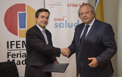 IFEMA y Spaincares renuevan su acuerdo de colaboración para la organización la tercera edición de FITUR Salud