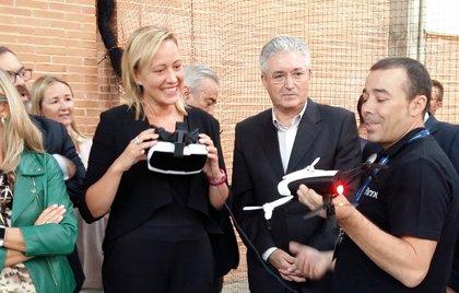 Gobierno de Aragón apuesta por convertir a la región en referente en tecnología de drones