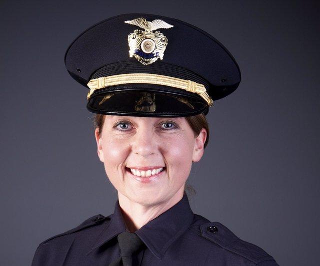 La agente Betty Selby, acusada de matar a un hombre desarmado en Tulsa
